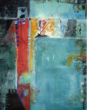 Control Alt Delete, by Joyce Barron Leopardo, 2013 SHR