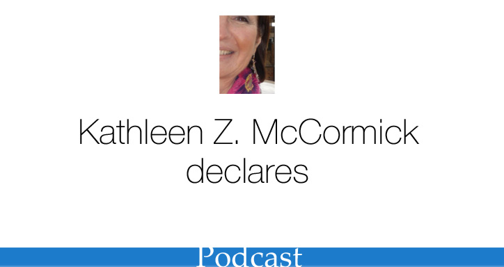 Kathleen Zamboni McCormick declares during a podcast with SHR